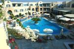 AEGEAN PLAZA, Hotel, Kamari, Santorini, Cyclades
